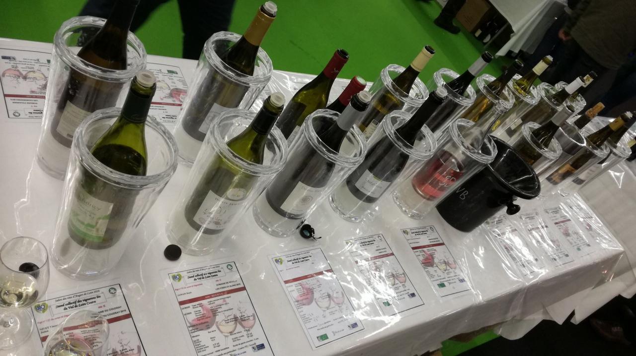 Salon des vins de loire angers
