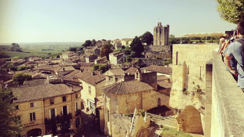 village de Saint Emilion bordeaux