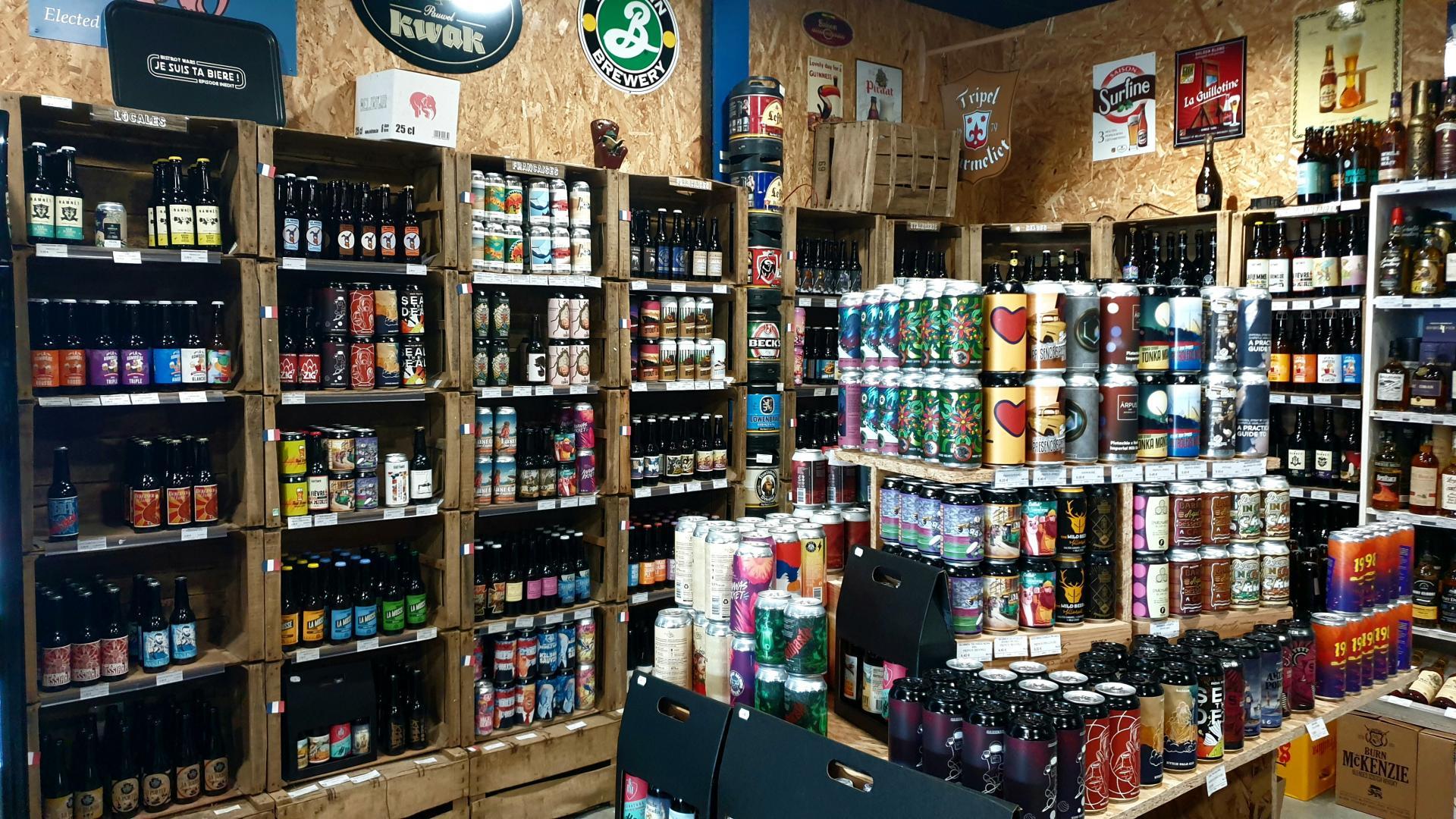 Bieres craft maine et loire la cave de jaby