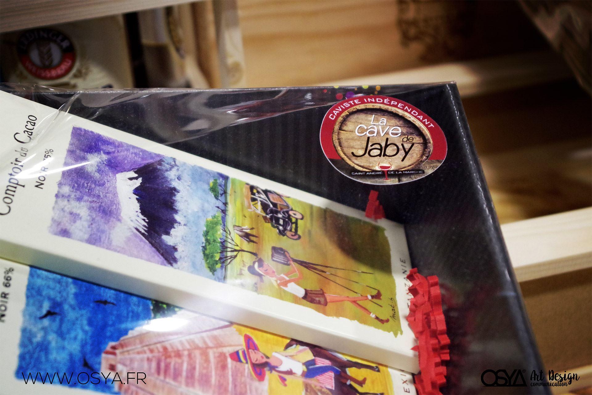 Epicerie fine 49450 la cave de jaby sevremoine